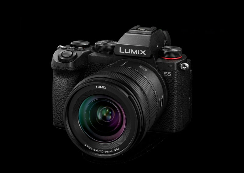 Panasonic's new S5: The Ultimate Hybrid?
