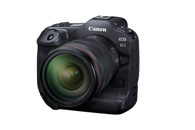 Canon release the EOS R3 – a powerhouse for sports photography and reportage