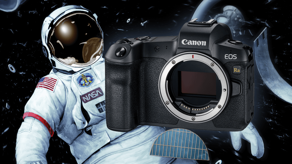 Canon's First Full-Frame Mirrorless Camera For Astrophotography