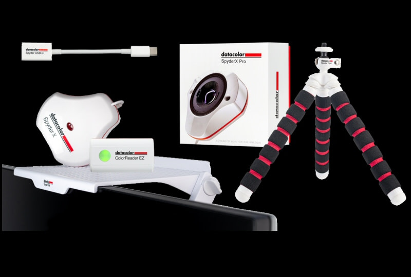 New Accessories and Money Saving Kits from Datacolor!