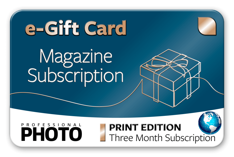 Subscription Gift Card - Three Months Worldwide Print Edition
