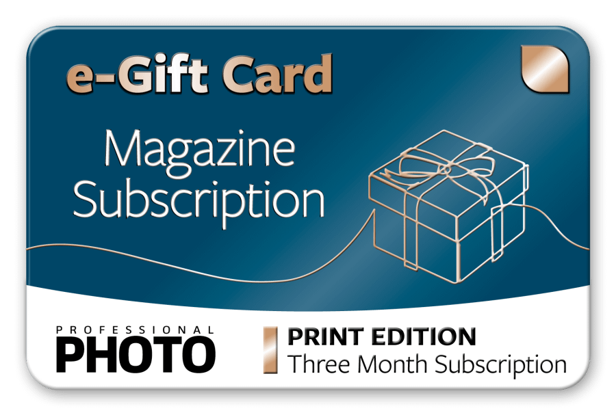 Subscription Gift Card - Three Months Print Edition UK