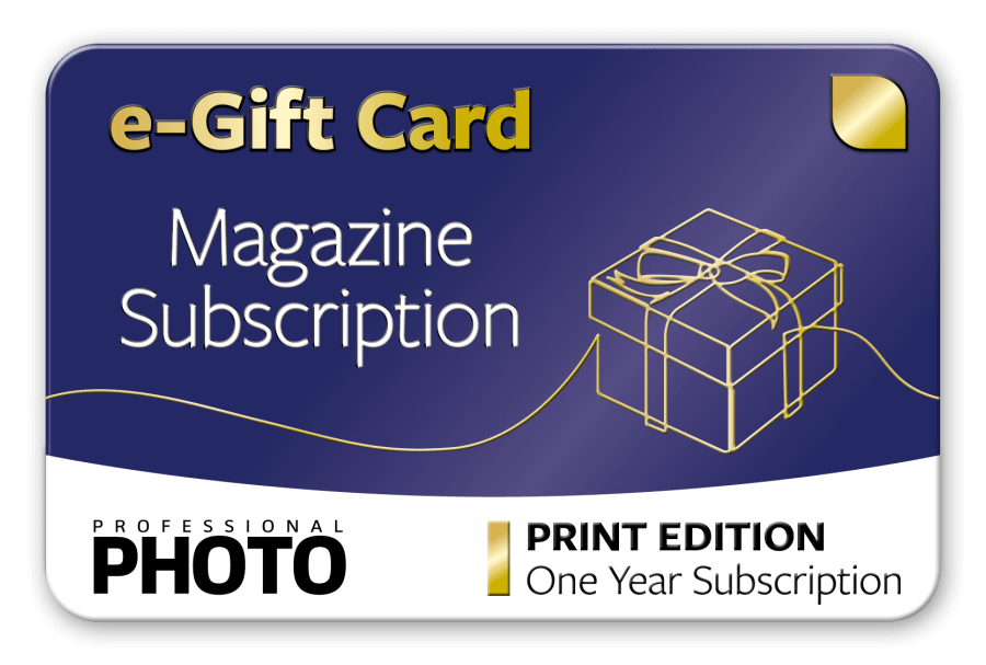 Subscription Gift Card - One Year Print Edition UK
