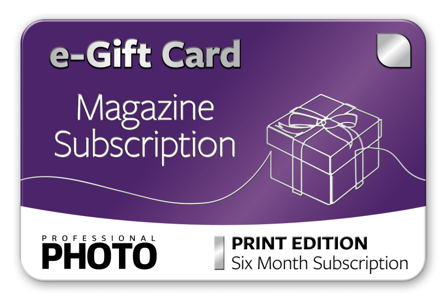 Subscription Gift Card - Half Year Print Edition UK