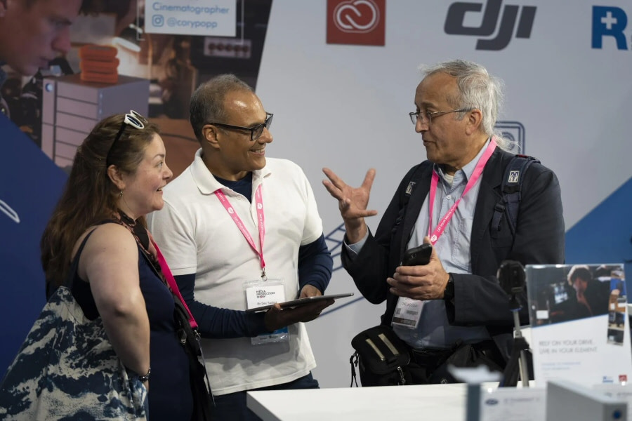 Media Production & Technology Show Postponed Until May 2022 but Virtual Show now on 23rd – 25th Feb