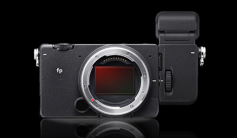 Sigma Announce the new fp  L