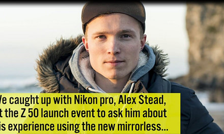 Video: Interview with Alex Stead and the Nikon Z50 test.