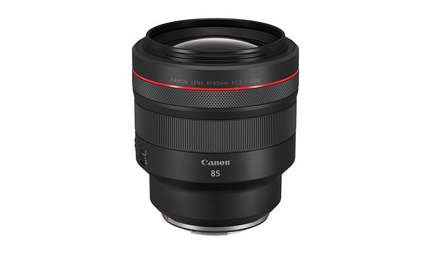 Canon launches the RF 85mm F1.2L USM – offering Canon's highest resolution yet.*