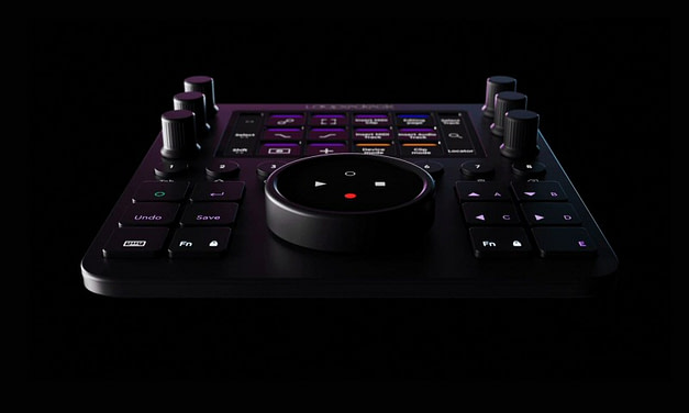 Loupedeck Launches Loupedeck Creative Tool for Creative Professionals